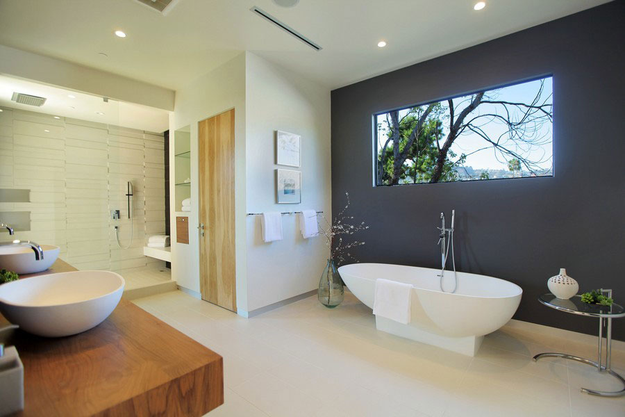 Stunning Home Interiors Bathroom Another Stunning Show Home Design