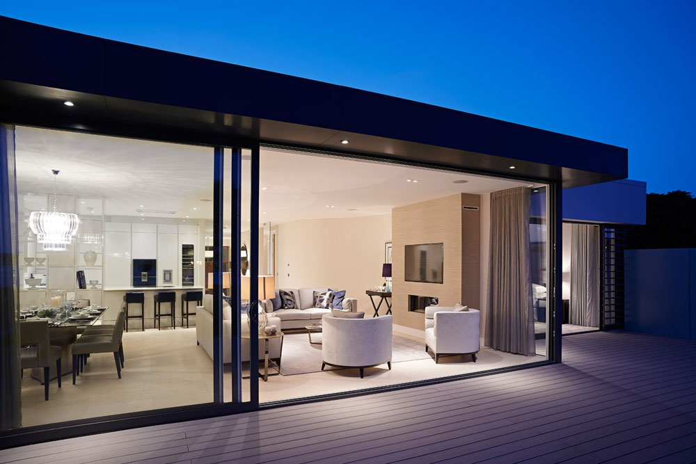 A Pair Of Modern English Homes WIth Gorgeous Interiors