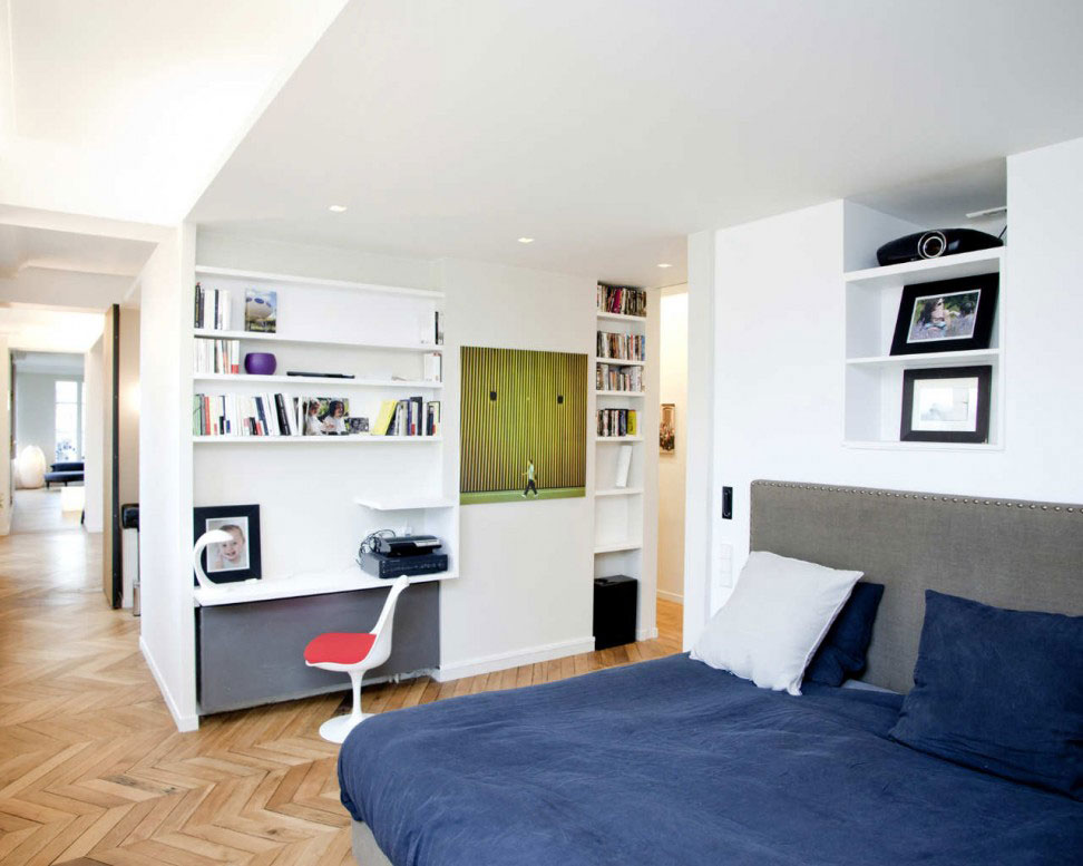 Interior-Design-For-Compact-Apartment-3 Examples Of Interior Design For