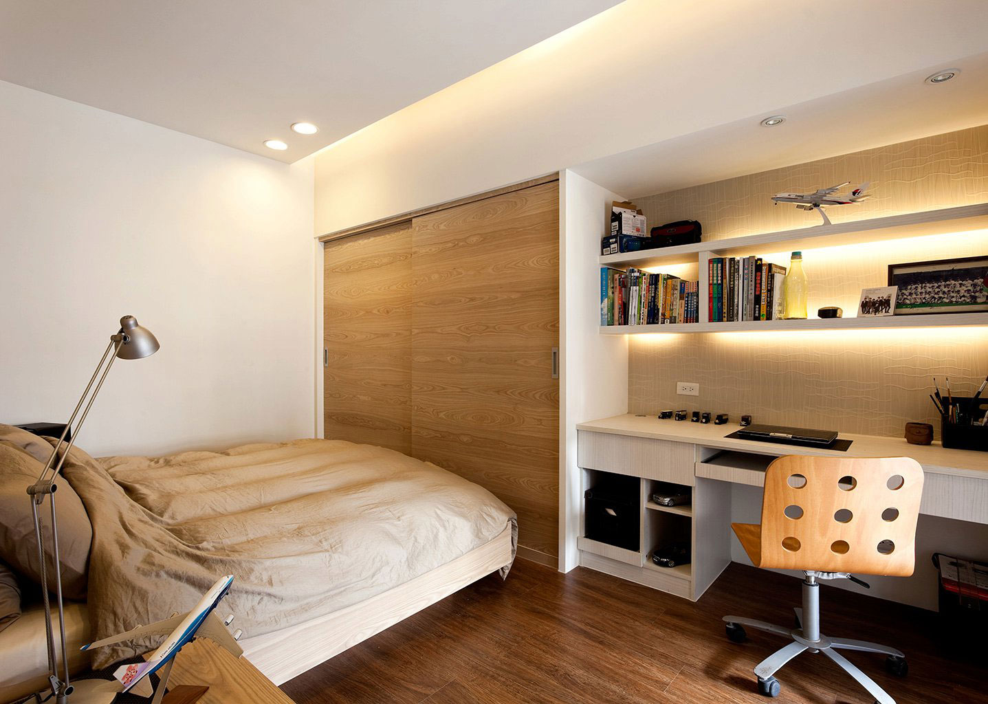 Interior-Design-For-Compact-Apartment-9 Examples Of Interior Design For