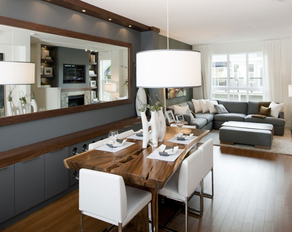 Living And Dining Room Interior Design 10 Living And Dining