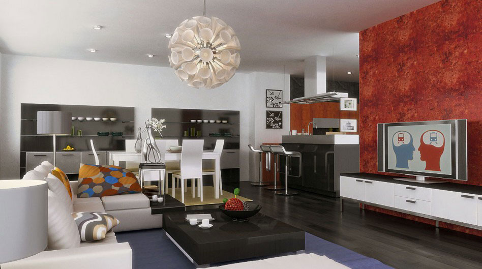 living and dining room interior design examples to check out