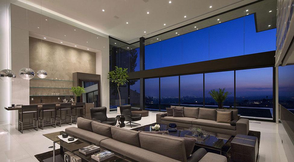 los angeles luxury villa designed by mcclean design architects stylish home design ideas mid century modern los angeles