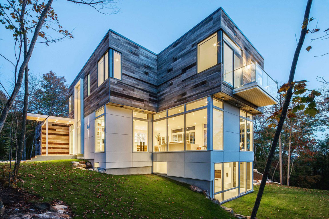 Modern Home Designs Canada Home Modern. Modern ...