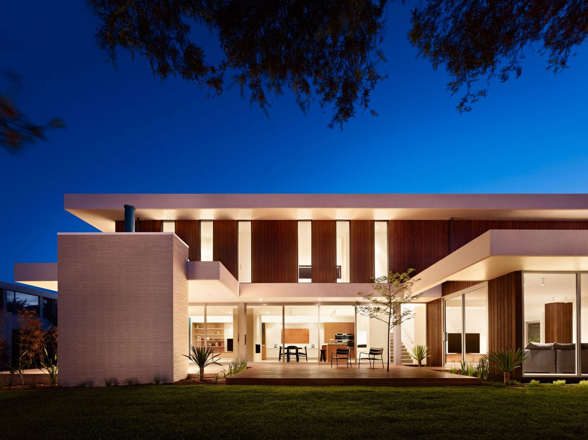 Modern house that is beautiful 10