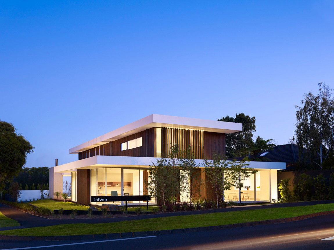 Modern house that is beautiful 11