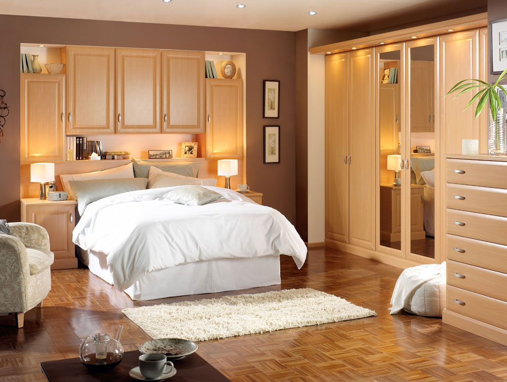 showcase of bedroom interior for couples 10 showcase of bedroom - Bedroom Showcase Designs