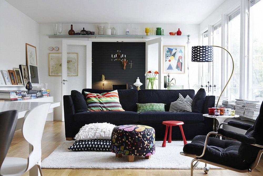 Living Room Designs: 132 Interior Design Ideas