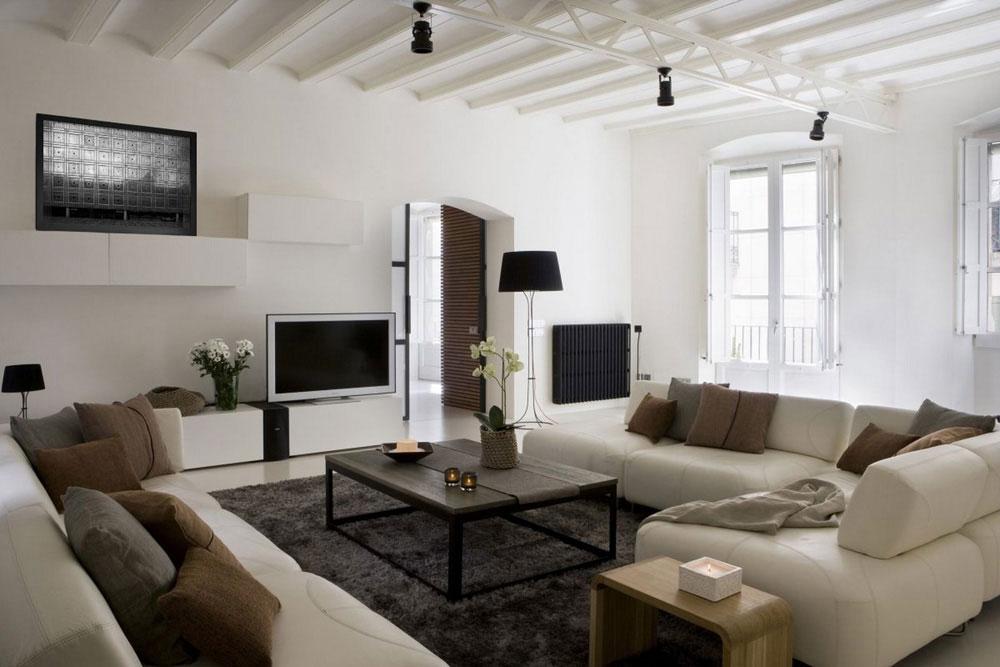 Showcase Of Living Room Interior Design 4 Designs
