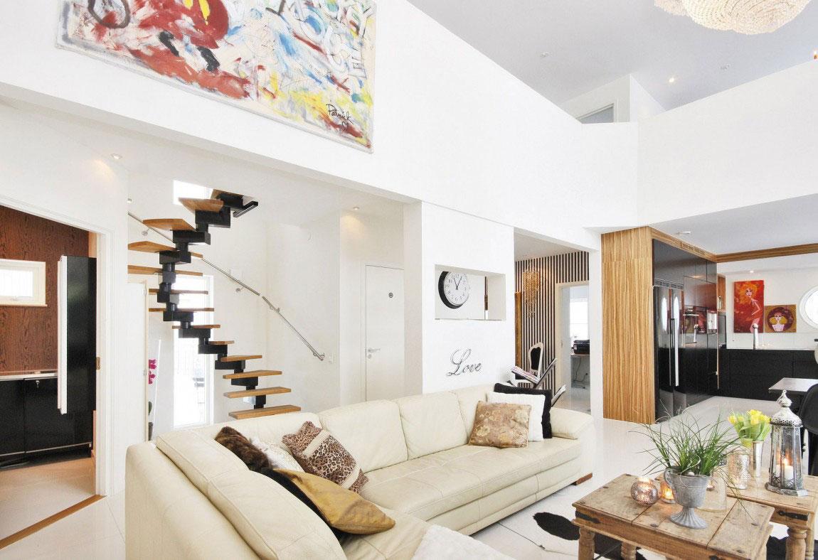 Stylish Swedish Home 7 Stylish Swedish Home With Fantastic Interior Design