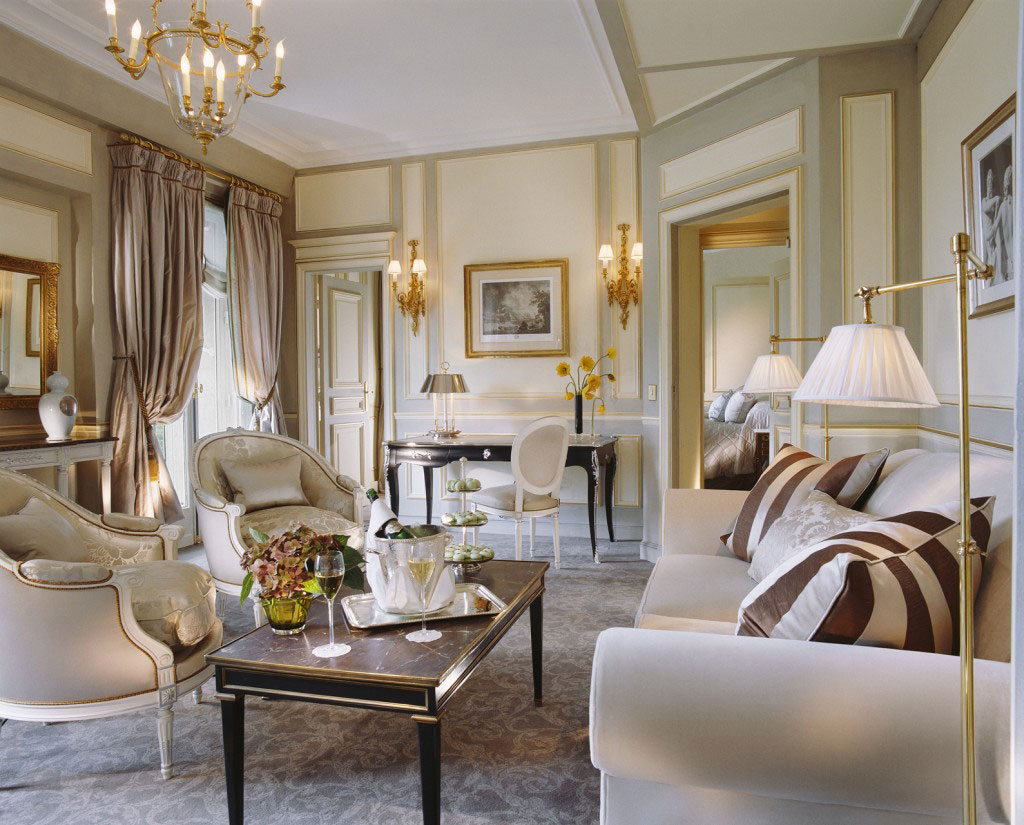 The Chic Style Of French Interior Design 2 The