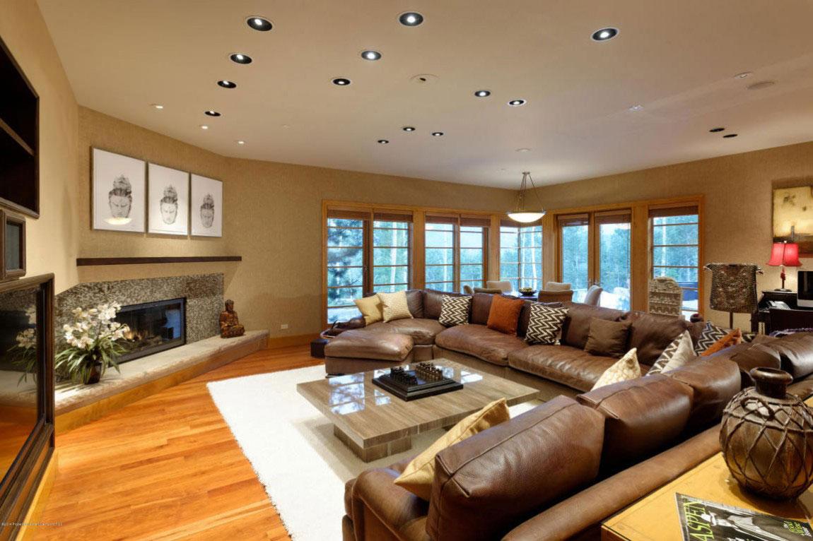 Amazingly Spacious Mountain House In Aspen