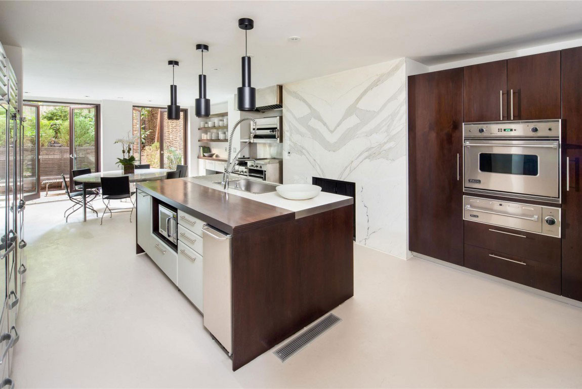 Examples Of How The Interior Design Kitchen