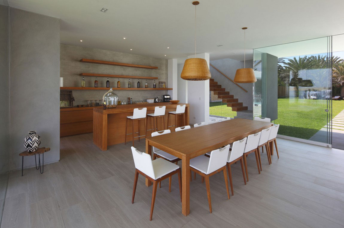 Delightful Examples Of How The Interior Design Of Kitchen