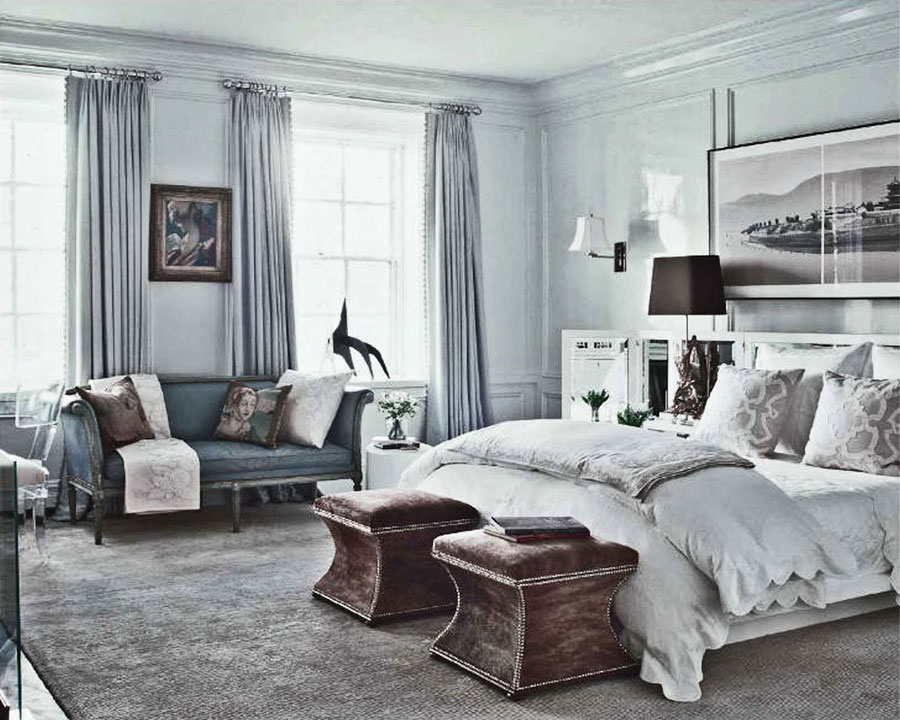 Grey Bedroom Interior Design That Looks Quite Good