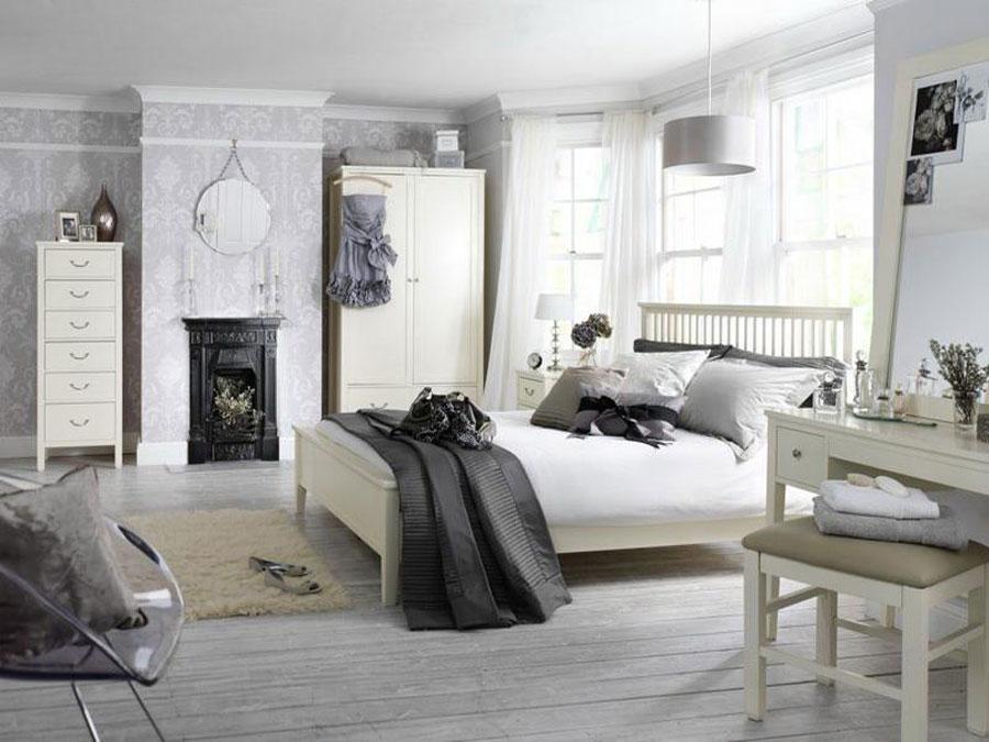 Grey Bedroom Interior Design 5 That Looks Quite