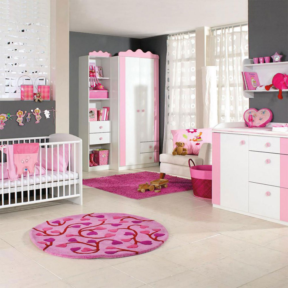 Baby Room Design Ideas For Girls 2
