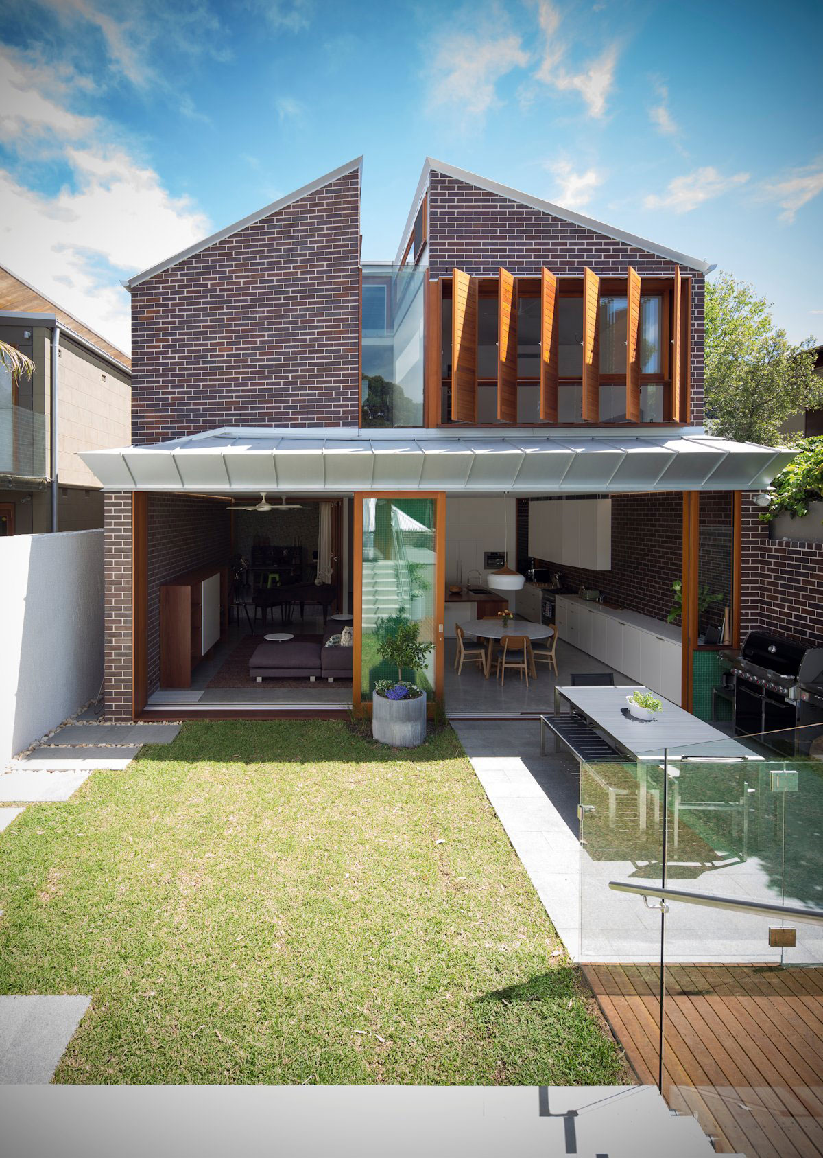 Green House By Carterwilliamson Architects The Finest Examples Of Australian Architecture