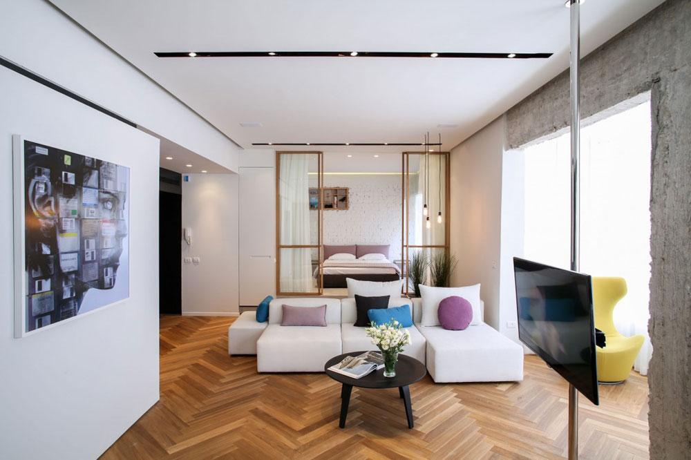 Interesting Interior Designing Ideas For An Apartment