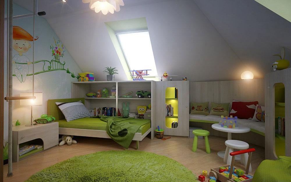 Lovely Interior Design For Attic Bedrooms 10 Breathtaking Attic Master