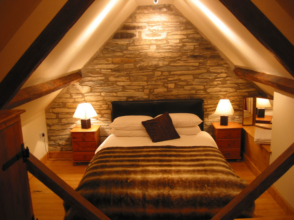 Delicieux Lovely Interior Design For Attic Bedrooms 4 Breathtaking Attic Master