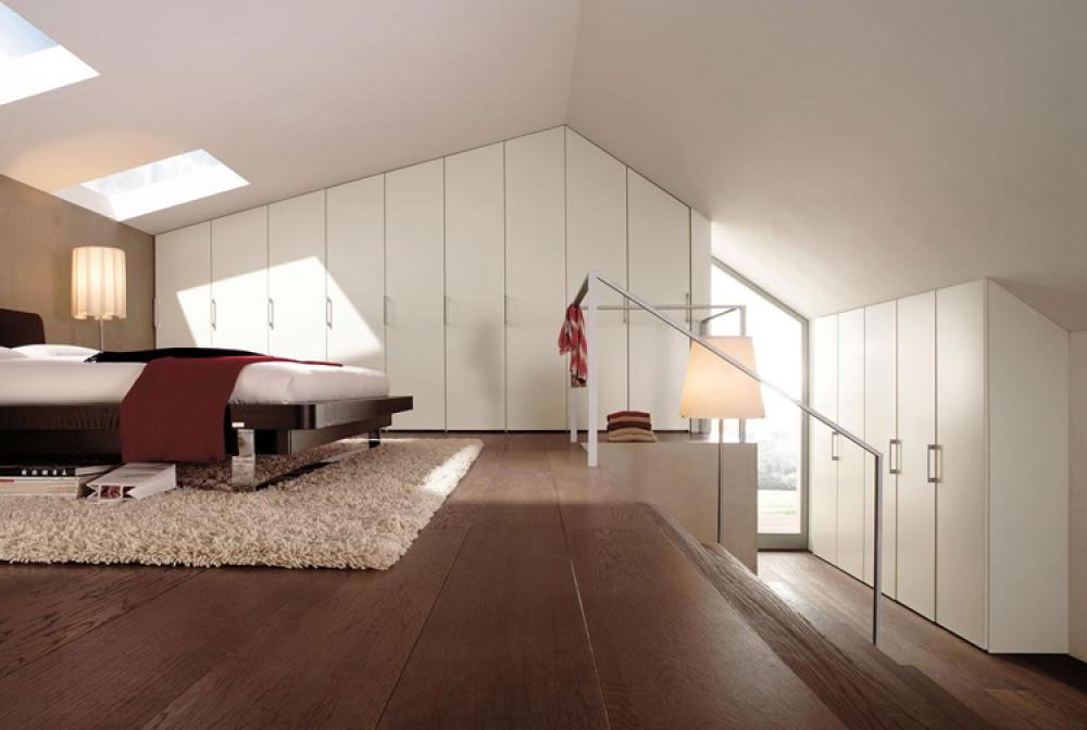 Lovely Interior Design For Attic Bedrooms 5 Breathtaking Attic Master