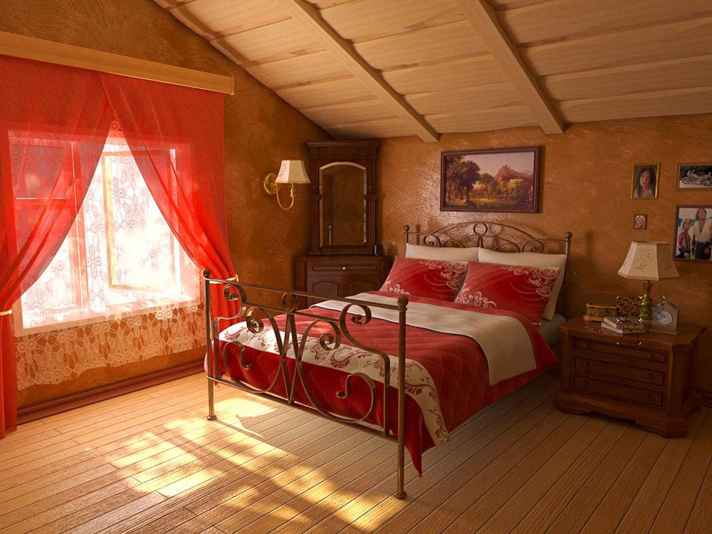 Lovely Interior Design For Attic Bedrooms 6 Breathtaking Attic Master
