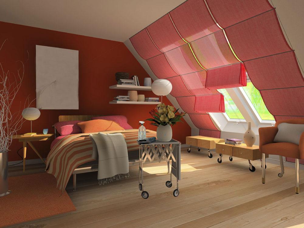 Bedroom In The Attic breathtaking attic master bedroom ideas