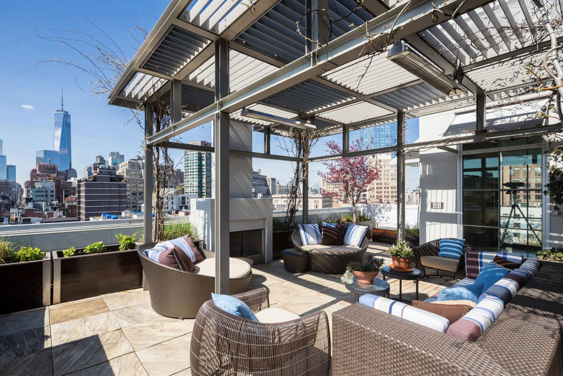 Penthouse B A High Quality New York Property 1