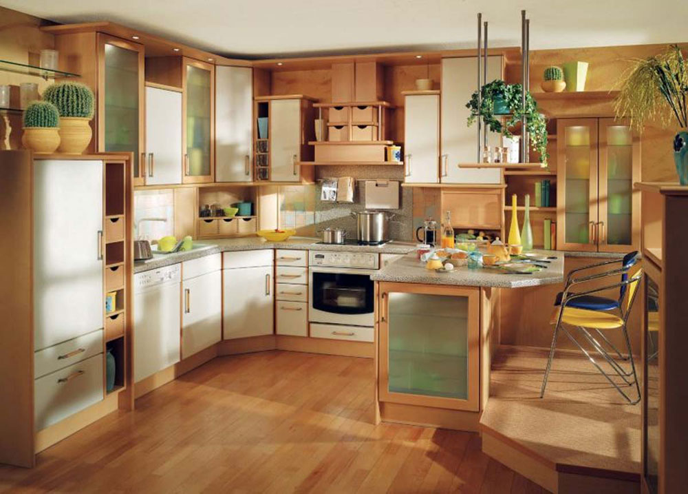 showcase of impressive wooden kitchen interior design