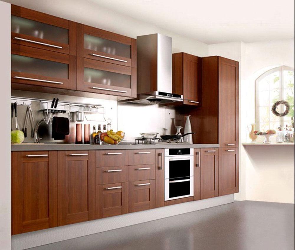 Merveilleux Showcase Of Impressive Wooden Kitchen Interior Design 8 Showcase