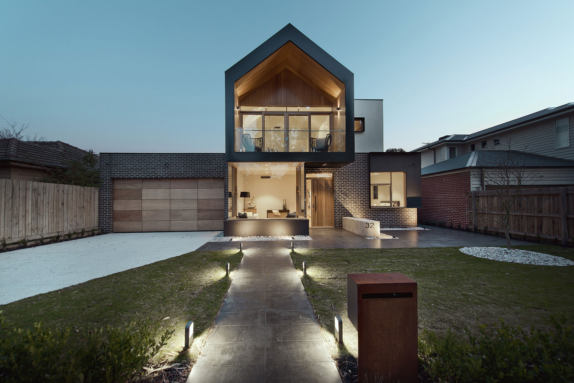 Lovely House Design By Alta Architecture With A Surprisingly