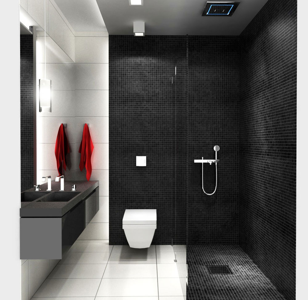Bathroom Interiors Take A Look At These Black Bathroom Interiors