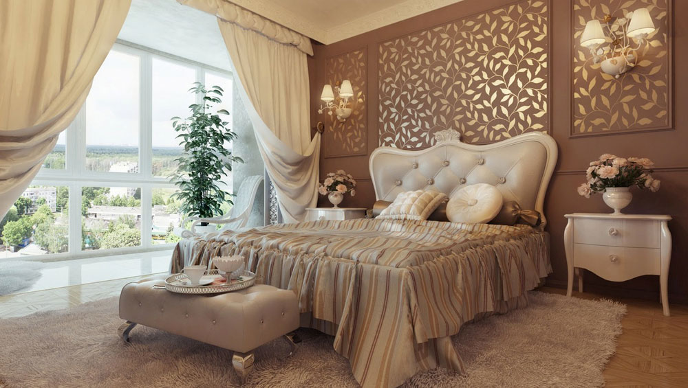 A Chic Collection Of Vintage Bedroom Interior