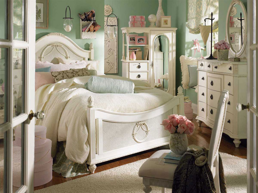 A Chic Collection Of Vintage Bedroom Interior 4