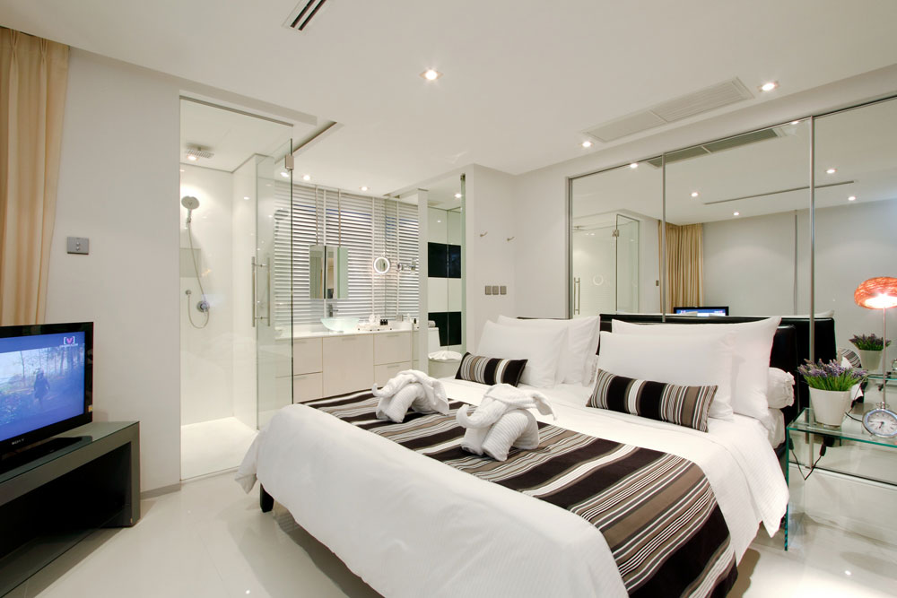 a small showcase of interior design examples for - Bedroom Showcase Designs