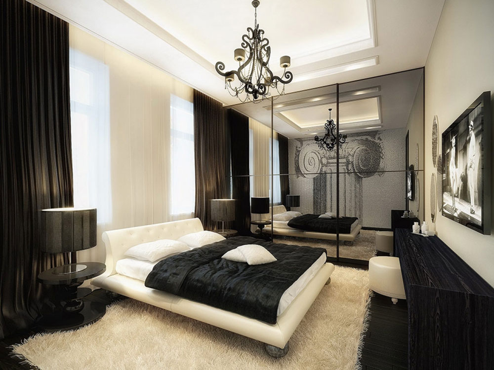 Beautiful Interior Designs Of Bedrooms To Check Out