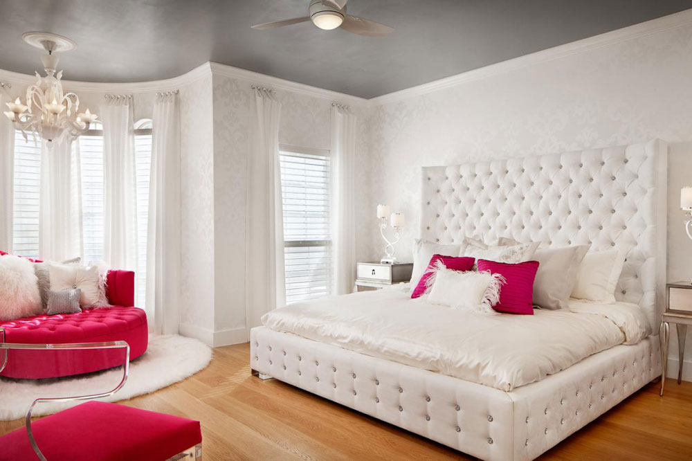 Charming Beautiful Interior Designs Of Bedrooms To Check Out