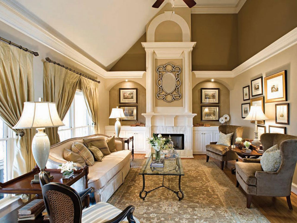 Charmant Choosing The Best Neutral Colors For Living Room