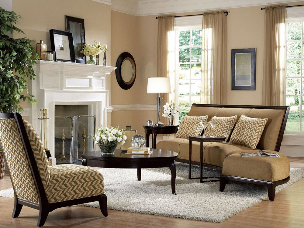 Living Room Decorating Ideas Neutral Colors stunning neutral living room decorating ideas pictures - home