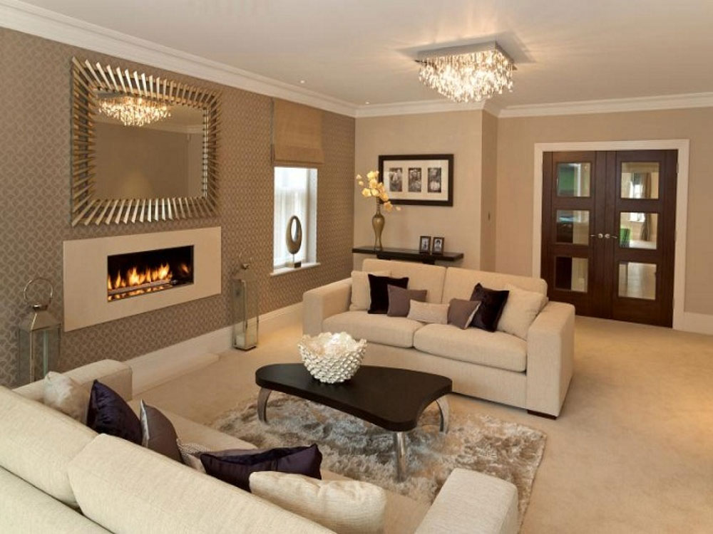 Living Room Decorating Ideas Neutral best neutral colors for living room - creditrestore