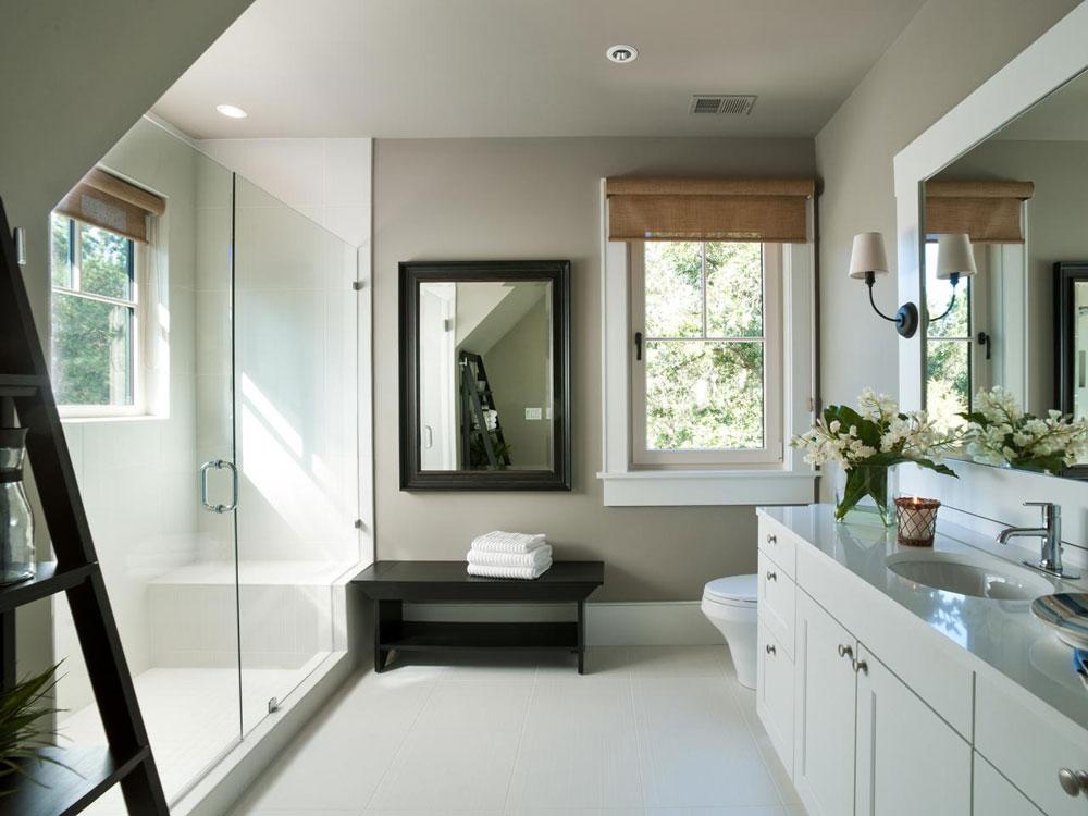 Creating A White Bathroom Interior Design 4