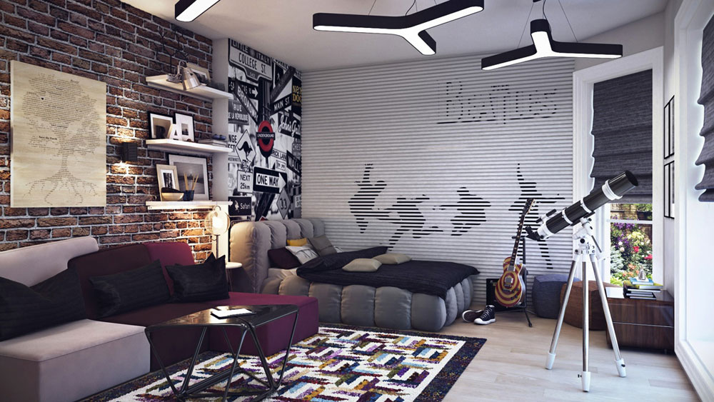 Decorating-A-Teenage-Boy-Room-Should-Be-