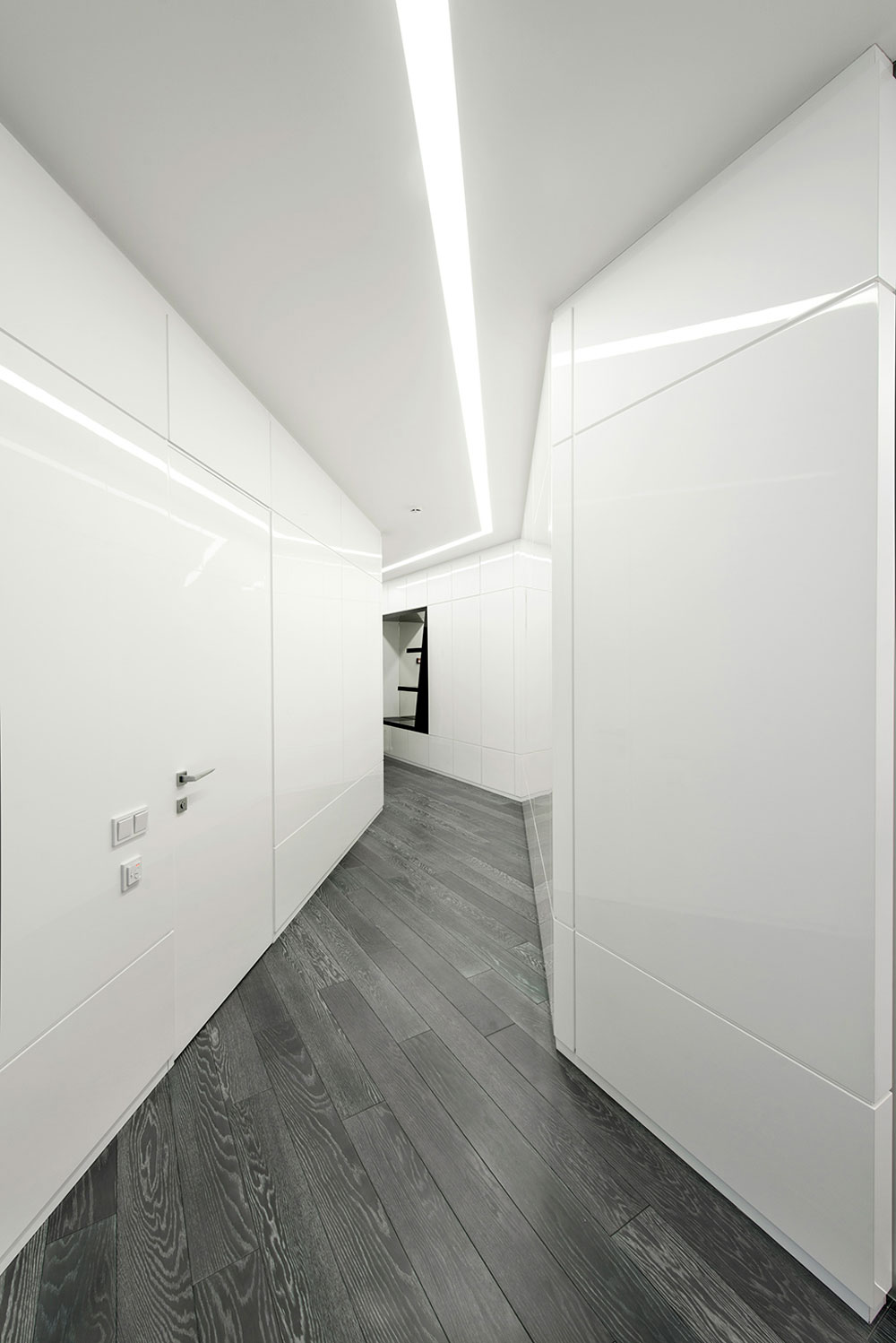 Exciting New Apartment With Futuristic Design Elements ...