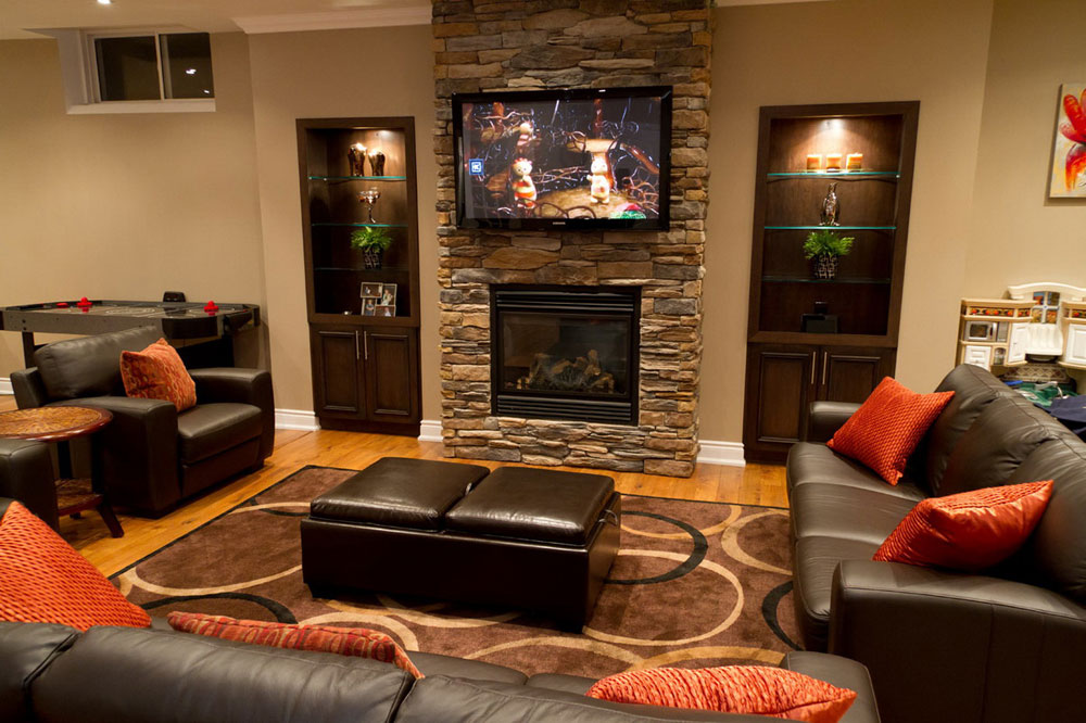 Family Room Ideas Custom Family Room Decorating Ideas To Inspire You 2017