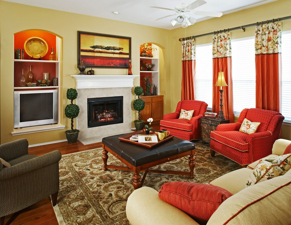 Family Room Decorating Ideas To Inspire You 11 Family