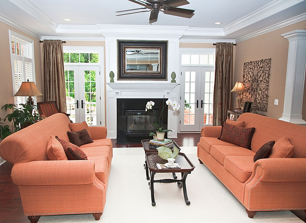 Delightful Family Room Decorating Ideas To Inspire You 2 Family