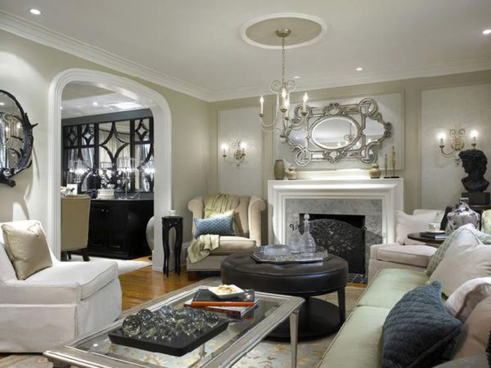 House Living Room Interior Design Showcase 7