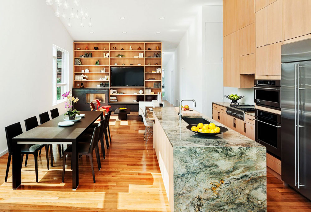 Likeable Kitchen And Dining Room Combinations (4)