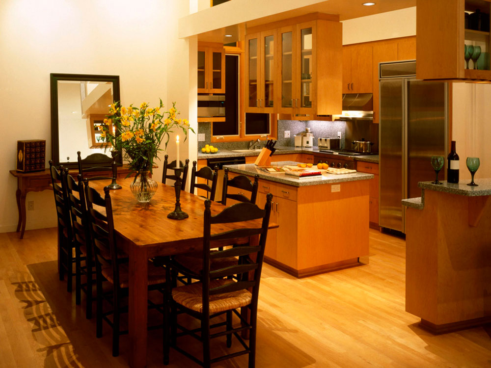 Likeable Kitchen And Dining Room Combinations (5)